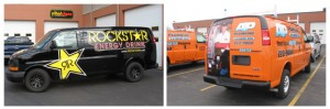 vehicle graphics lettering companies rochester ny