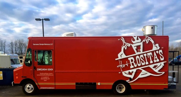 rochester food truck wraps company