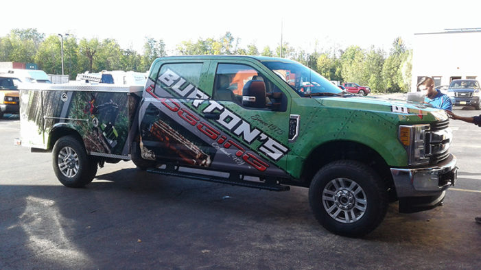 rochester vehicle wraps fleet wrap