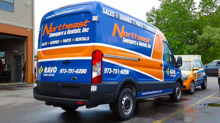 rochester vehicle wraps fleet wrap syracuse ny