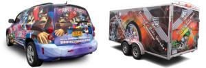 rochester vehicle wrap companies ny
