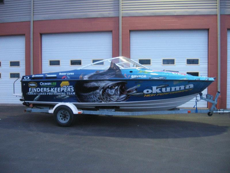 Boat Wraps Gallery Vital Signs