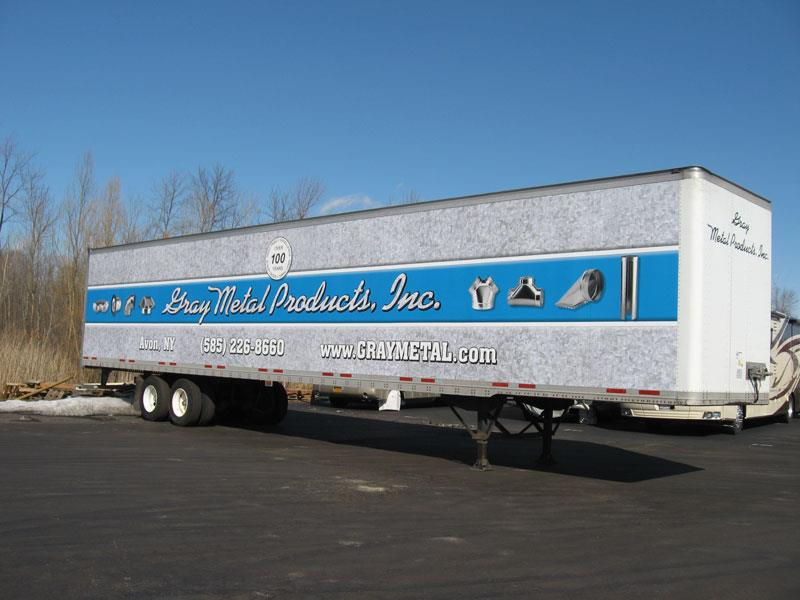 Rochester Vehicle Wraps Company Vital Signs Serving