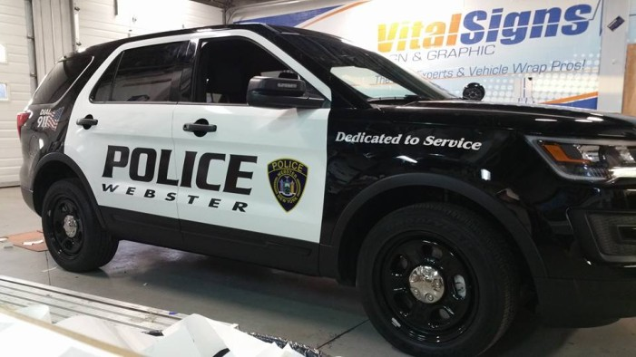 rochester emergency vehicle wraps graphics installation company