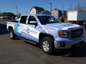 rochester truck wraps installers companies 3m certified