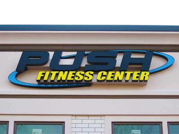 rochester ny sign installers channel lettering