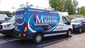 rochester vehicle wraps fleet wrap company installer