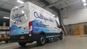 vital signs vehicle wraps rochester ny fleets 10