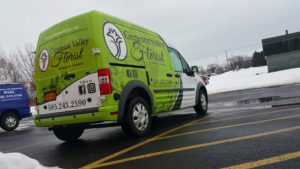 vital signs vehicle wraps rochester ny fleets 11