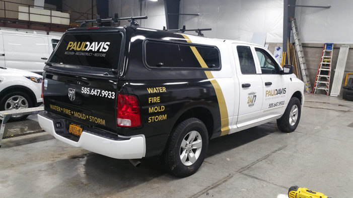 vital signs vehicle wraps rochester ny fleets 14