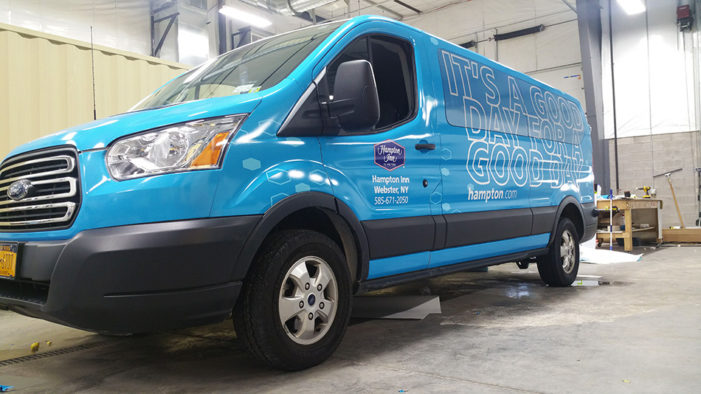 vital signs vehicle wraps rochester ny fleets 15