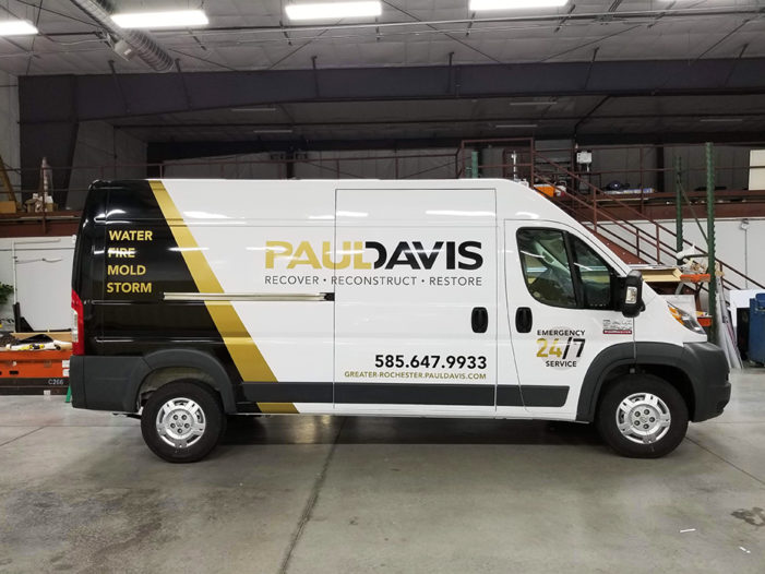 vital signs vehicle wraps rochester ny fleets 17