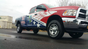vital signs vehicle wraps rochester ny fleets 6
