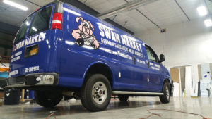 vital signs vehicle wraps rochester ny fleets 7