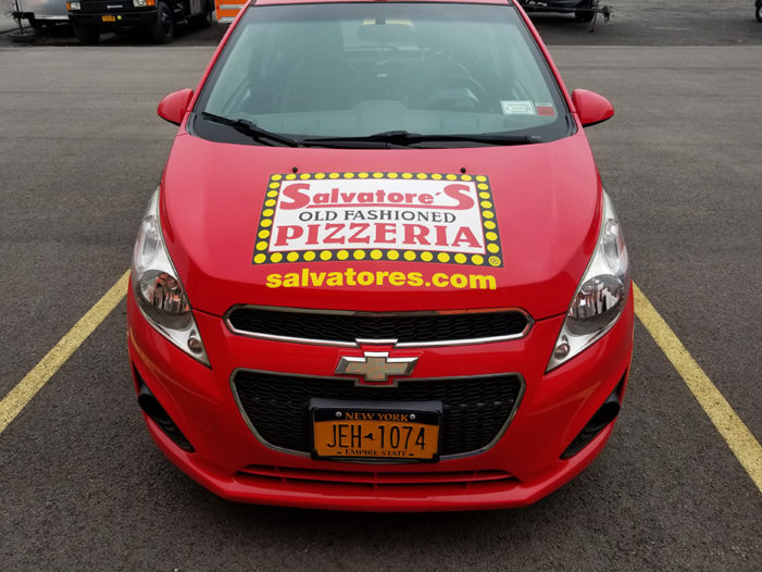 vital signs vehicle wraps rochester ny fleets