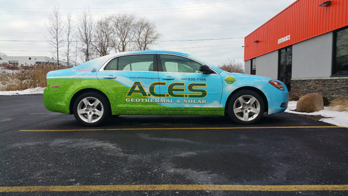 vital signs vehicle wraps rochester ny fleets 9