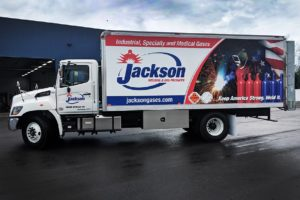 rochester wraps vehicle graphics