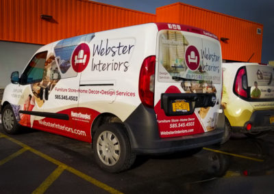 rochester wraps vehicle 3m certified graphic company
