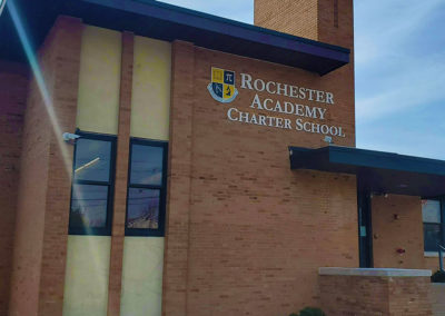 rochester dimensional signs installers